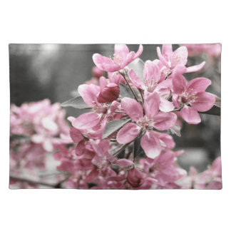 Cherry Blossoms American MoJo Placemat