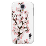 Cherry Blossoms and Kanji 3G/3GS