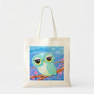 Cherry Blossoms Canvas Bag