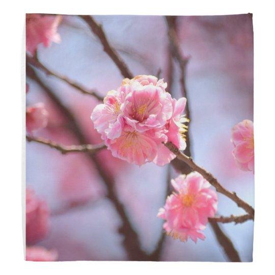 Cherry Blossoms Bandana