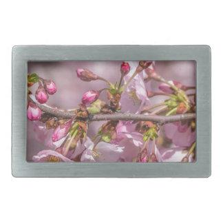 Cherry Blossoms Belt Buckle