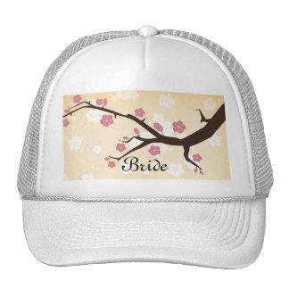 Cherry Blossoms Branch Weddings Hat