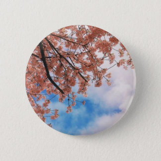 Cherry Blossoms ~ Button