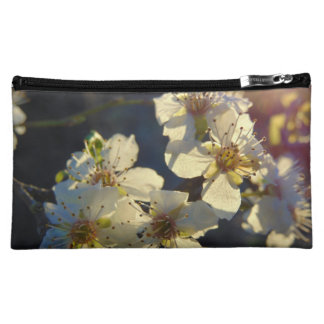 Cherry Blossoms Cosmetic Bag