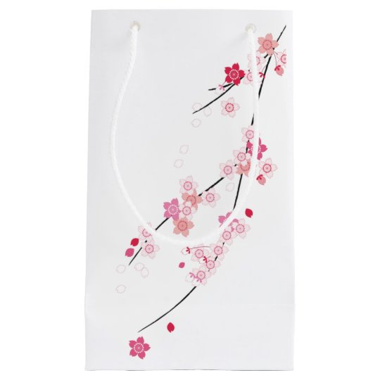 Cherry Blossoms Gift Bag