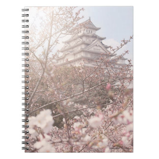 Cherry Blossoms in Japan Journal Note Books