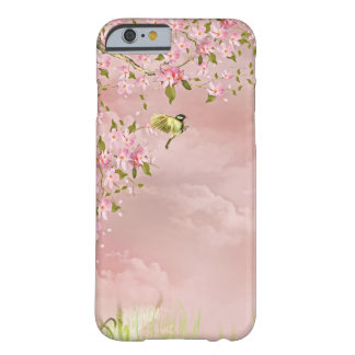 cherry blossoms in the sky barely there iPhone 6 case