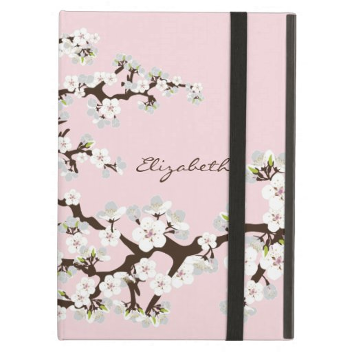 Cherry Blossoms iPad 2, 3, 4 Case with Kickstand iPad Folio Cases