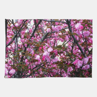 Cherry Blossoms Kitchen Towel