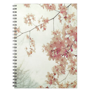 Cherry Blossoms Note Books