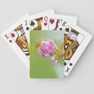 Cherry Blossoms Poker Deck