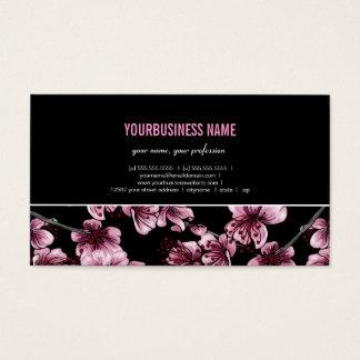 Cherry Blossoms Sakura business card