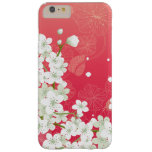 Cherry Blossoms Sakura Barely There iPhone 6 Plus Case