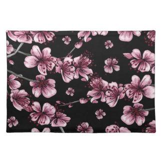 Cherry Blossoms Sakura Placemats