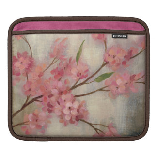 Cherry Blossoms Sleeve For iPads