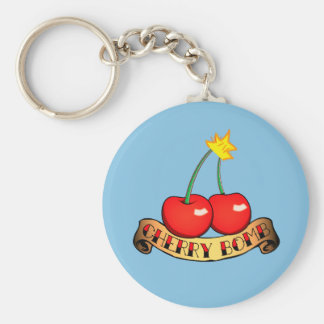Cherry Bomb Keychain