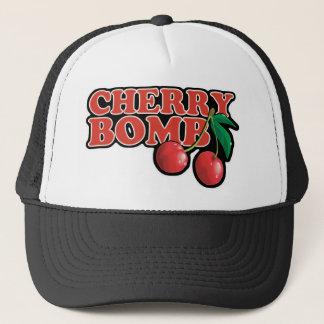 Cherry Bomb Trucker Hat