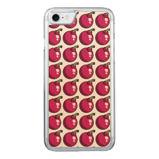 Cherry Bombs Carved iPhone 7 Case