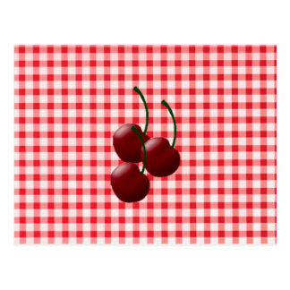 Cherry Bunch Recipe Cards