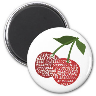 Cherry Complete Pi Magnet