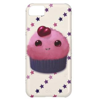Cherry Cupcake iPhone 5C Cases
