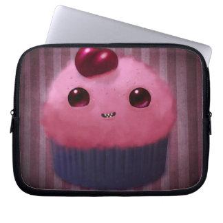 Cherry Cupcake Laptop Sleeve