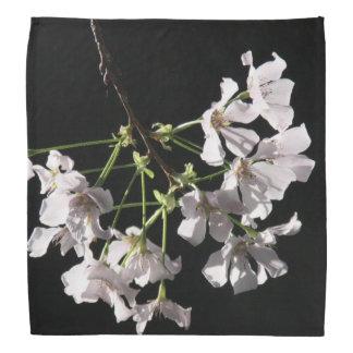Cherry flower head kerchiefs