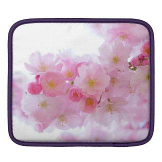 Cherry Flower iPad Sleeves