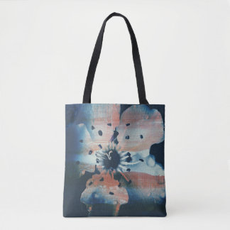 Cherry Flower Tote Bag