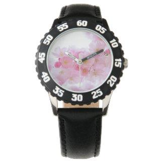 Cherry Flower Wristwatch