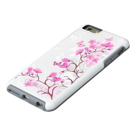 Cherry Flowers OtterBox iPhone 6 Plus Case