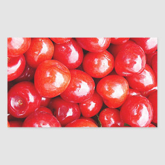 Cherry Fruit Health Remind Healthy Pink Passion Be Sticker