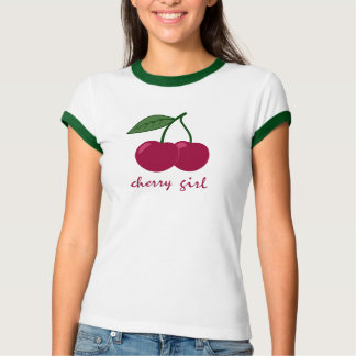 Cherry Girl T-Shirt