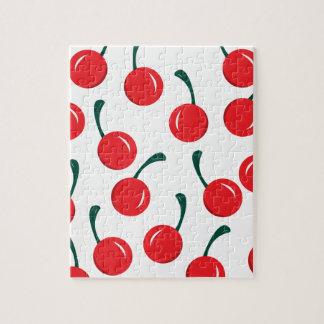 Cherry Jigsaw Puzzle