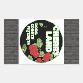 Cherry Land Door County Wisconsin, Vintage