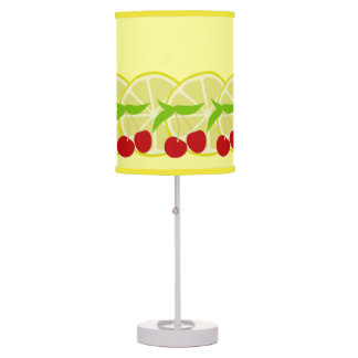 Cherry Lemonade Lamp