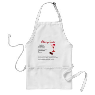 Cherry Lover Standard Apron