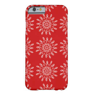 Cherry Mandala Barely There iPhone 6 Case