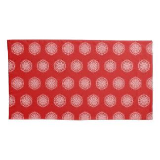 Cherry Mandala Pillowcase