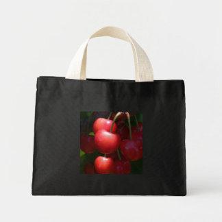 Cherry Mini Tote Bag