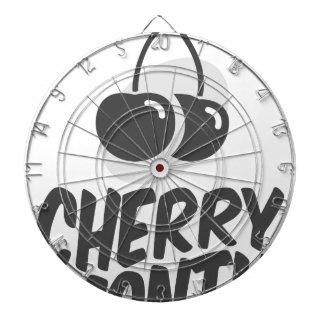 Cherry Month - Appreciation Day Dartboard