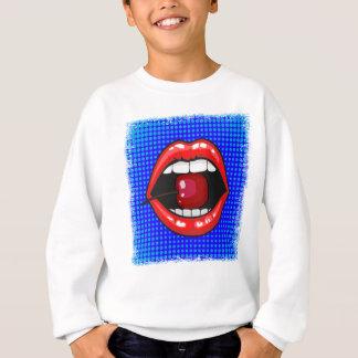 Cherry Month February - Appreciation Day Sweatshirt