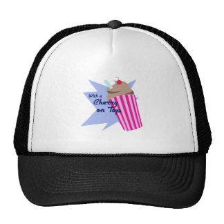 Cherry On Top Hat