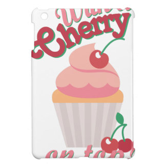 Cherry On Top iPad Mini Cases