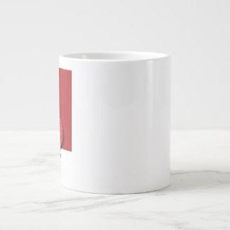 Cherry Pantone chip mug