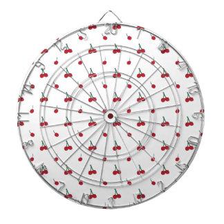Cherry Pattern Dartboard