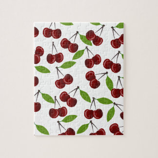 Cherry pattern puzzle