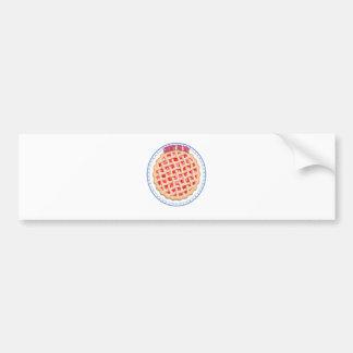 Cherry Pie Day - Appreciation Day Bumper Sticker