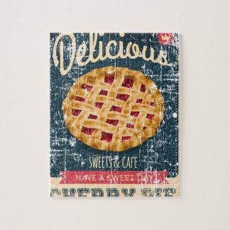 Cherry Pie Day - Appreciation Day Jigsaw Puzzle
