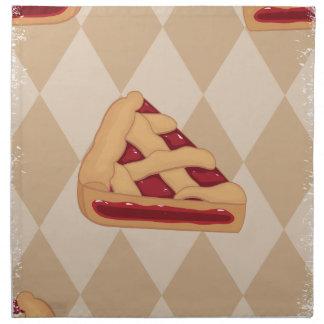 Cherry Pie Day - Appreciation Day Napkin